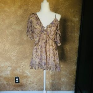 ZIMMERMANN used Blouse SZ 2
